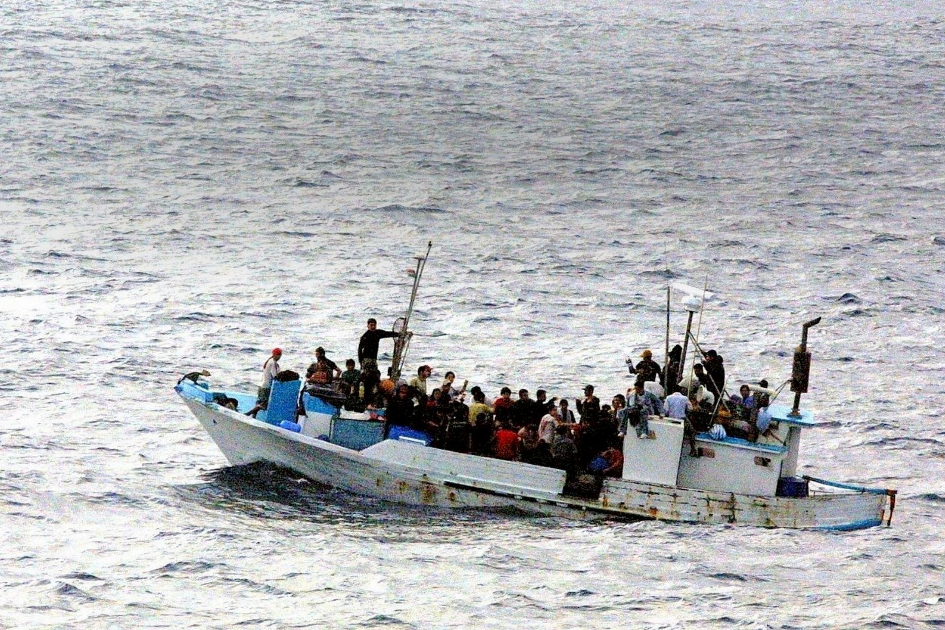 Für Seenotrettung! Kein Mensch ist illegal!