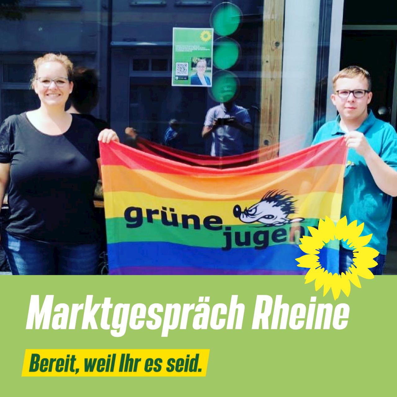 Marktgespräch Rheine