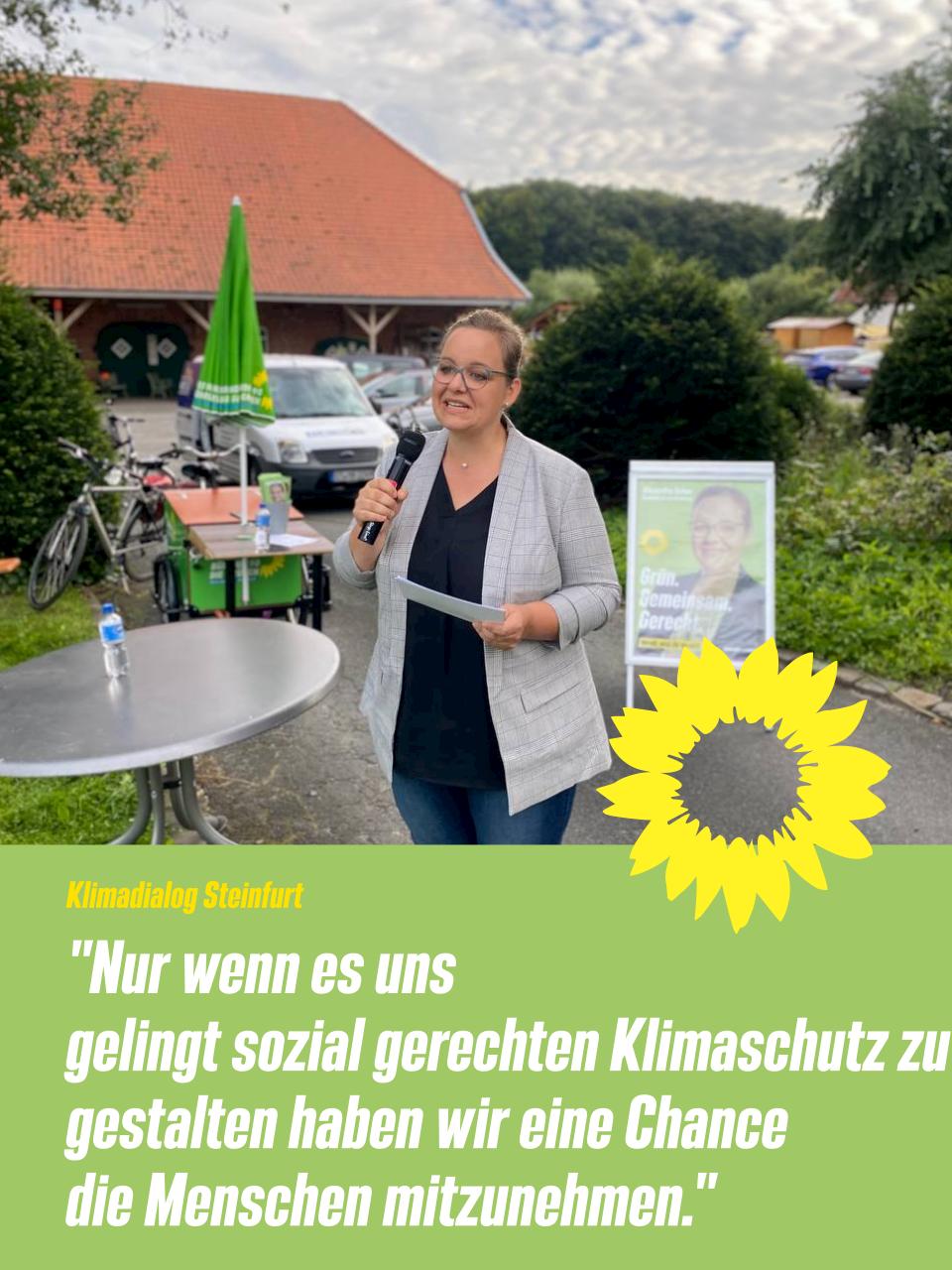 Klimadialog Steinfurt