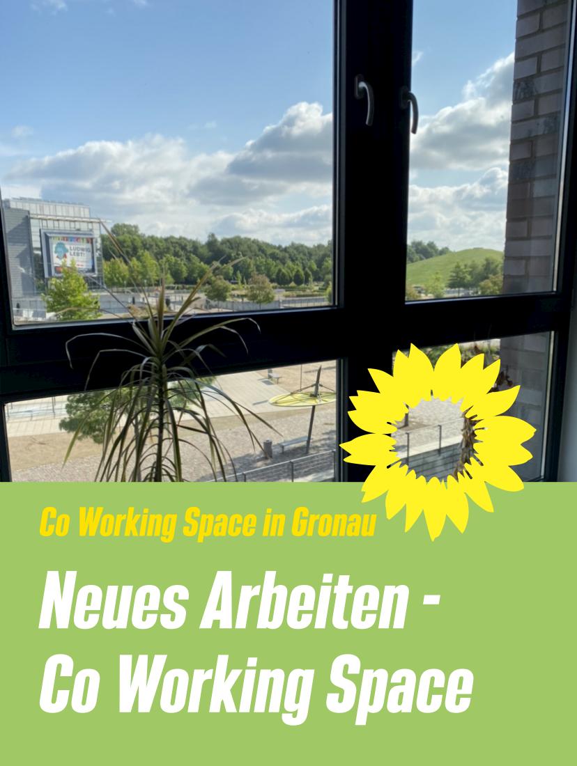 Neues Arbeiten – Co Working Space