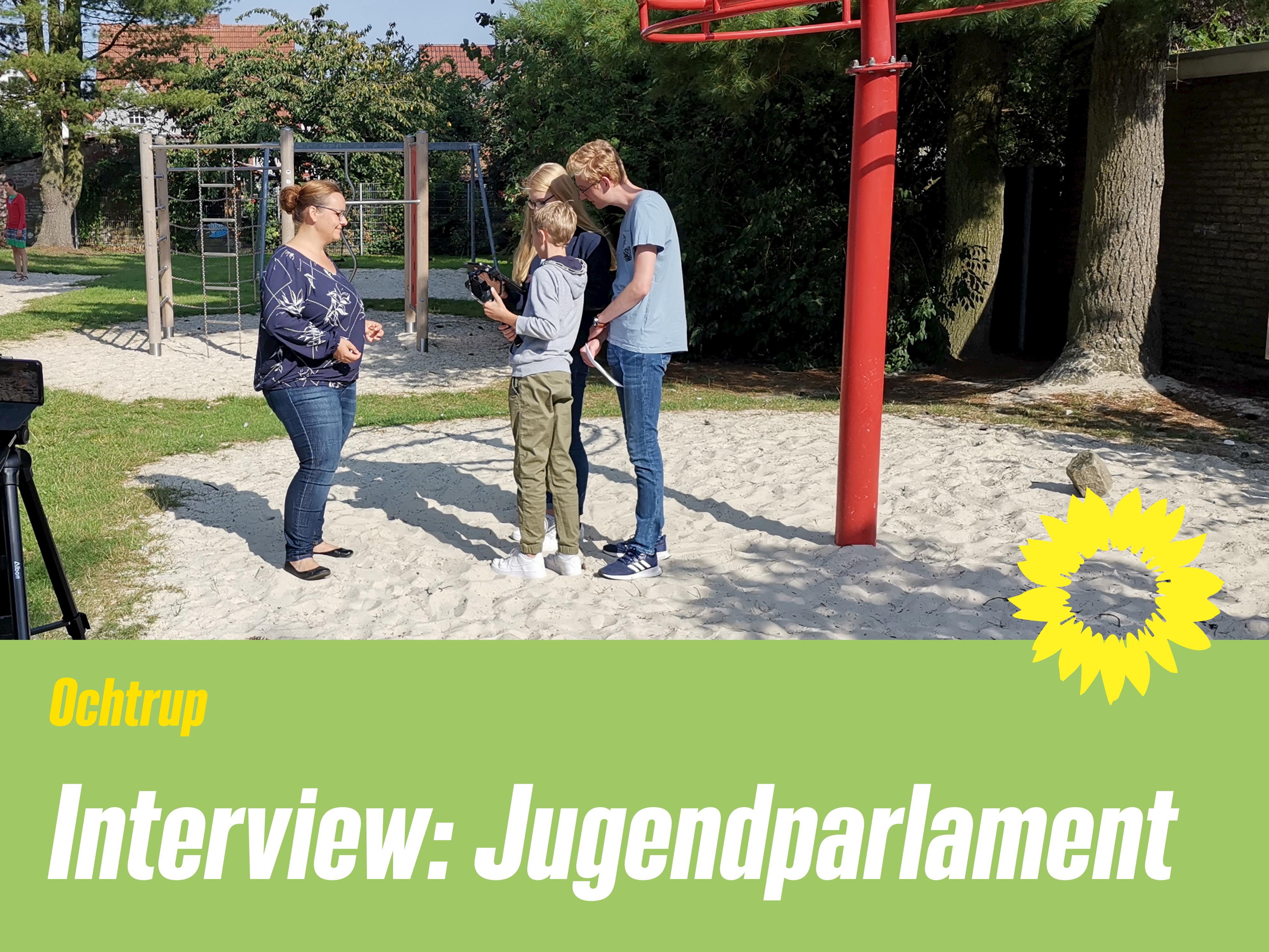 Interview: Jugendparlament Ochtrup
