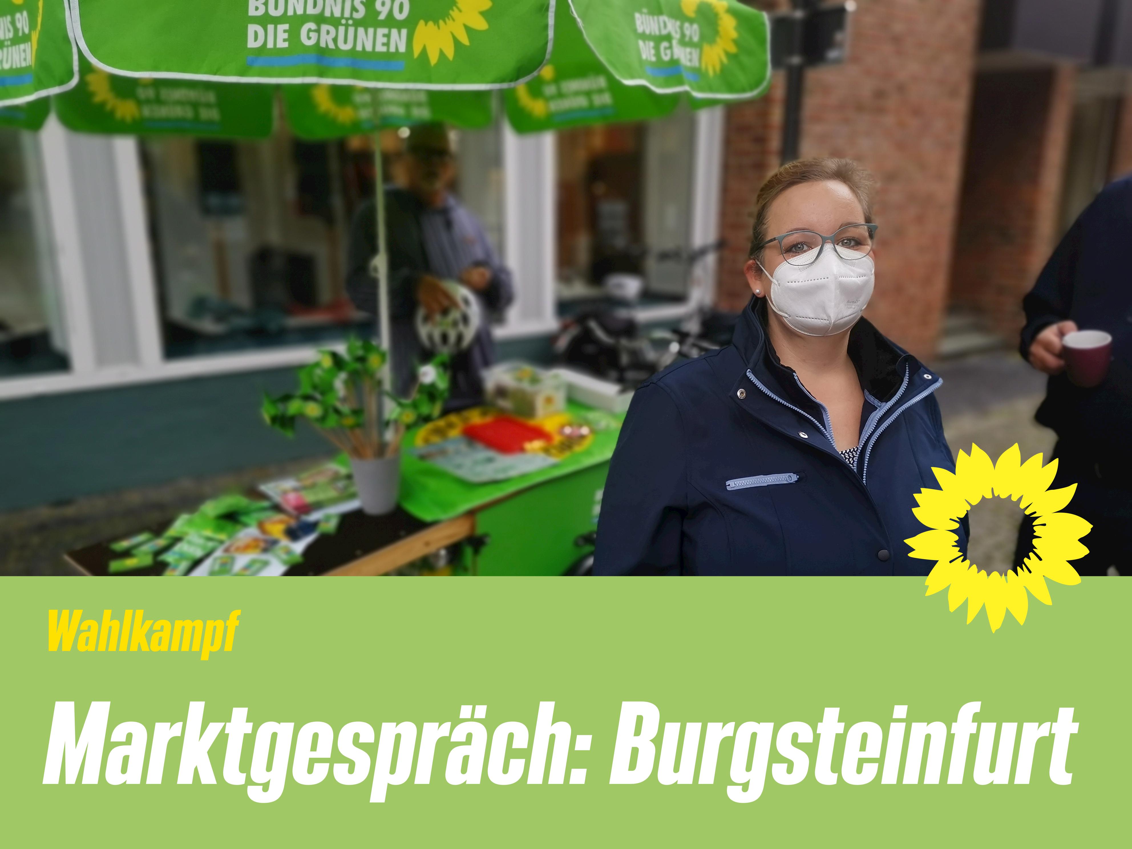 Marktgespräch: Burgsteinfurt